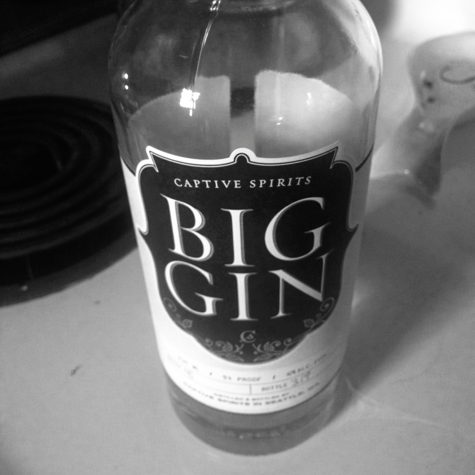 Big Gin from Captive Distilleries