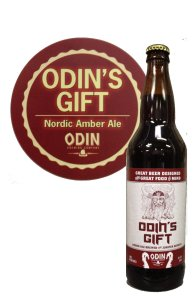 Odin's Gift - Nordic Amber Ale